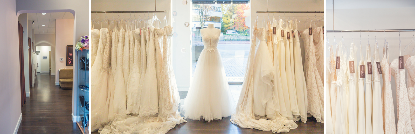 Isabelle's Bridal Wedding Dresses